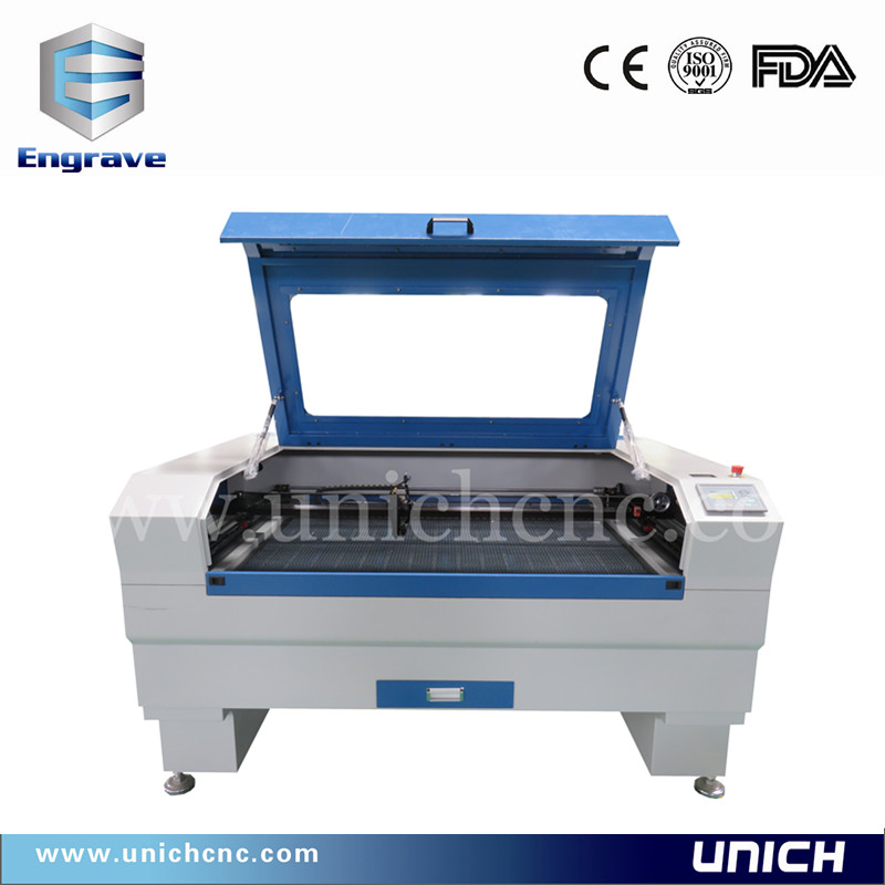 Unich most popular laser cutting and engraving machine 1290/laser tag(China (Mainland))