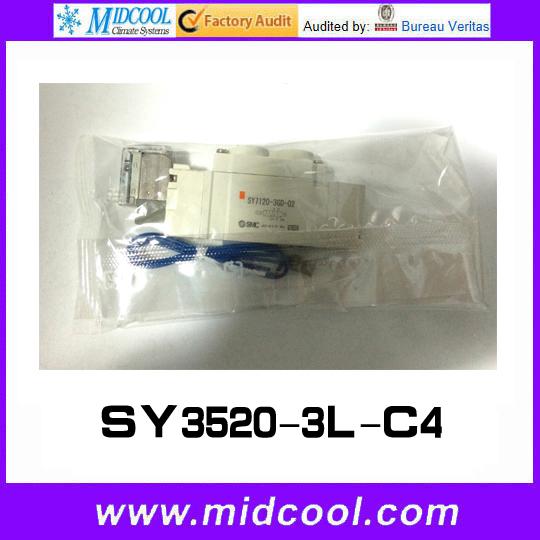 Фотография 5 way pilot solenoid valve SY3520-3L-C4