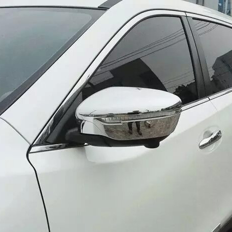 abs chrome door mirror side molding door mirror side strip door mirror for x-trail ,MURANO ,QASHQAI 2014 2015 2016(China (Mainland))