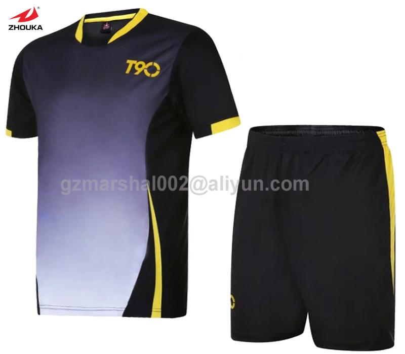 Newest Design custom soccer jersey grade Thailand quality for Men(China (Mainland))