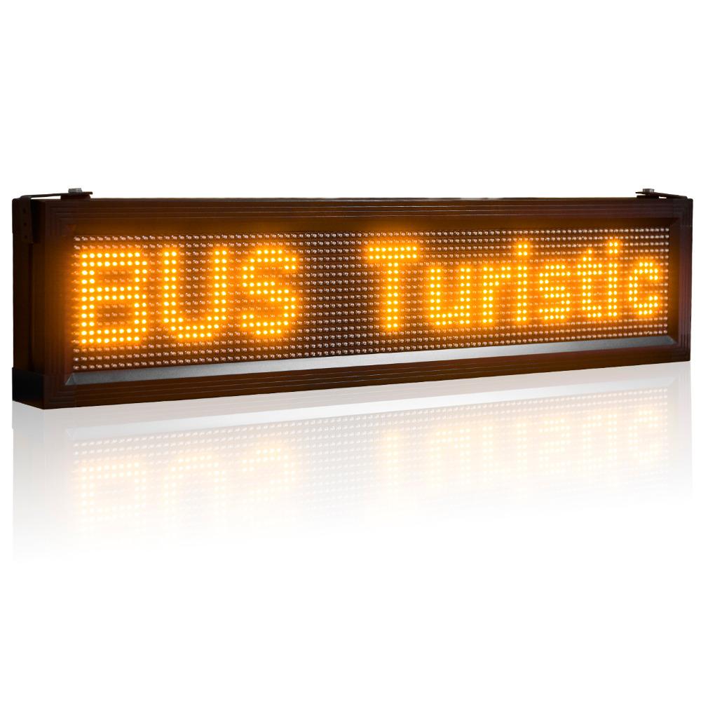 Achetez en gros camion led affichage en ligne des for Affichage led exterieur