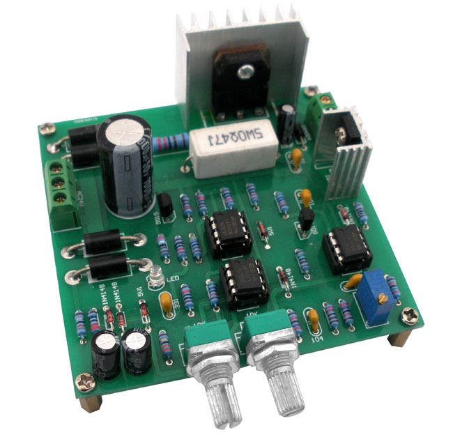 2mA-3A 0-30V adjustable DC regulated power supply laboratory power supply short circuit current limiting protection DIY Kit(China (Mainland))
