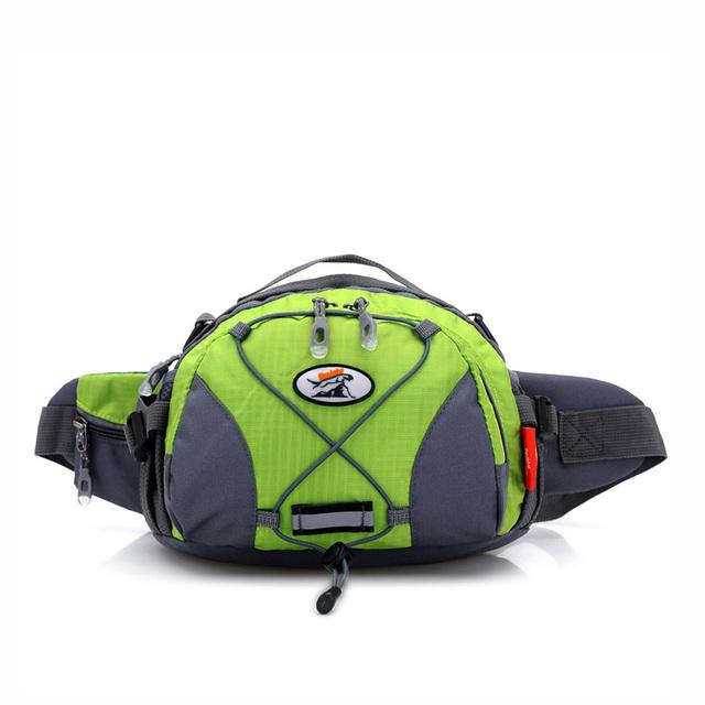 2016 мода портативный спортивная рыбалка поясная сумка для запуска талии обновления ...