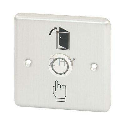Stainless Steel Exit Push Button Switch for Electric Door Lock ABK-804(China (Mainland))