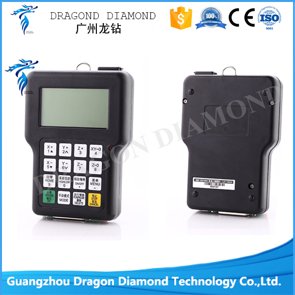 Factory High quality DSP Controller for CNC Router/ CNC Engraver, DSP Handle, English Version(China (Mainland))