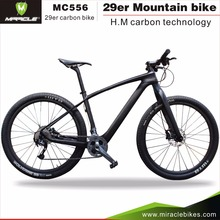 29er Complete Carbon Mountain Bike,142*12mm Axle XT Groupset 29 inch Internal Cable Routing Carbon MTB Bike(China (Mainland))