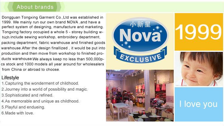 Boys Clothes Nova Brand Kids Clothing Clothing Boy T