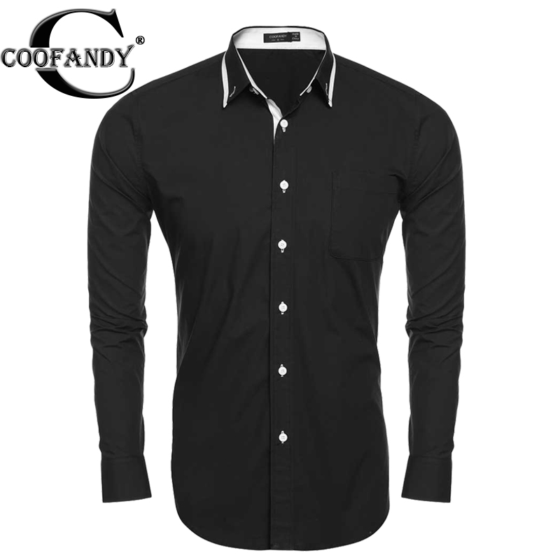 Online Get Cheap Black Button Down Shirt Men -Aliexpress.com ...