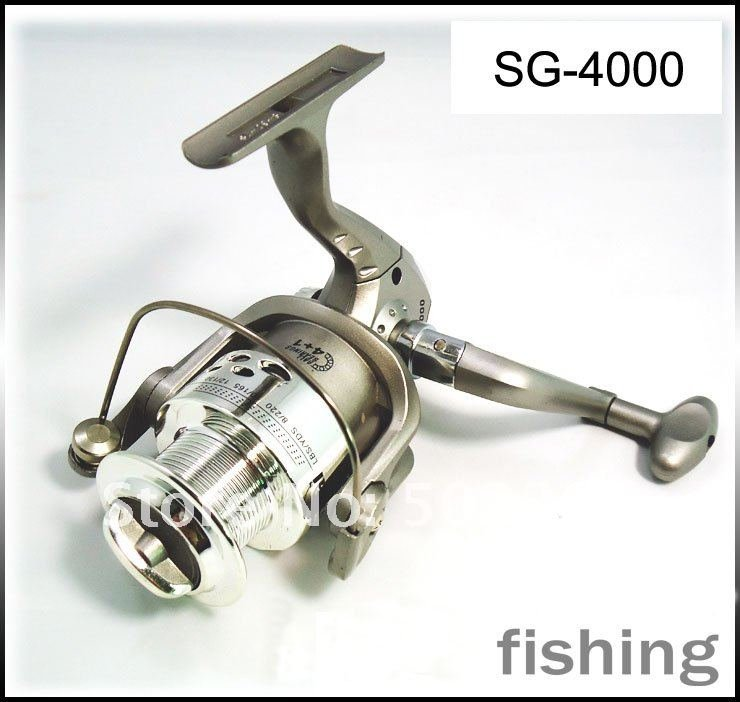 Hengjia new 4 1 1 bearings spinning reel wholesale for Wholesale fishing reels