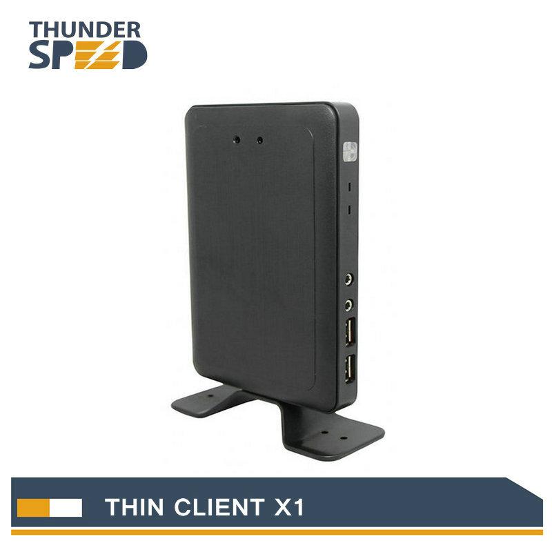 Newest Cheap X1 Thin Client PC Share Mini Computer Dual Core 1.2G 512M RAM 2G FLASH Linux 3.0 RDP 7 Free Shipping(China (Mainland))