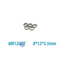 Buy Free 10pcs MR128ZZ MR128 ZZ MR128-2Z 8X12X3.5 mm Deep groove Ball Bearings Miniature Bearing MR128 / L-1280 ZZ for $4.81 in AliExpress store
