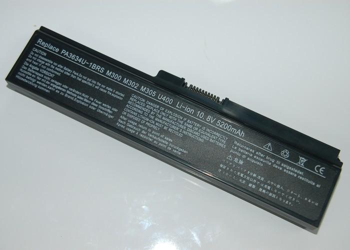 ! 5200 мАч Аккумулятор для ноутбука Тошиба C660 A665D C640D PA3634U-1BAS PA3634U-1BRS