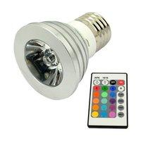 Светодиодная лампа E27 3W