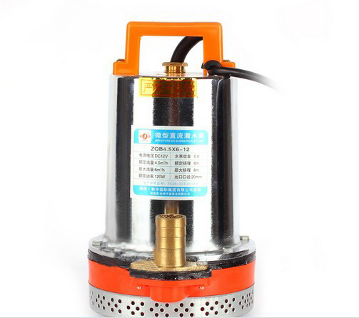 New Submersible DC24V Solar Well Water Pump Solar, Battery Pump Electric Pump for Agriculture(China (Mainland))