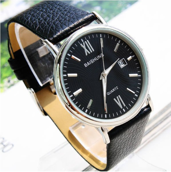 Roman Numeral Dial Watch Roman Numeral Dial Leather