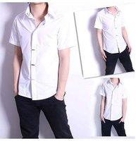 Мужская повседневная рубашка 2015 s M l XL xXL xxXL Mts026
