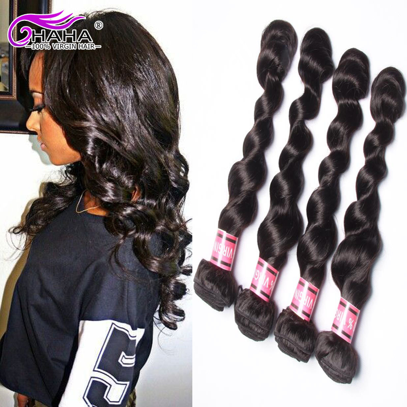 7A Chinese loose wave virgin hair bundles,KBL hair products loose wave 4pcs a lot sprial curly,unprocessed virgin chinese hair<br>
