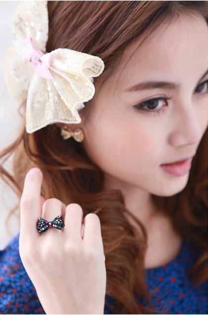 Bowknot Ring Bowknot Ring Wholesale