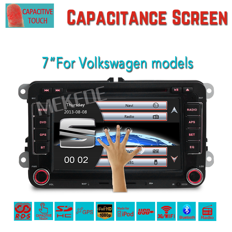 Seat/Altea/Leon/Toledo/VW/Skoda Car DVD Player With GPS System,Radio,RDS,Bluetooth,1080P,Wifi 3G Host(China (Mainland))