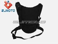 Мотоциклетная кожаная сумка для сидений ZJMOTO Fanny Pack