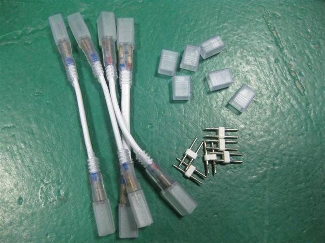 Купить AC100-120V/220-240 В вход 5050 30 Светодиодов/м SMD СВЕТОДИОДНЫЕ ленты; IP68