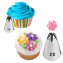 Buy Hyacinth Six-flower Icing Piping Nozzle Cake Decorating Sugarcraft Pastry Tips Tool Baking Tools DIY Cupcake Flower Cream Tools for $1.05 in AliExpress store