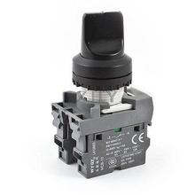 690V 15A DPST 2NO Self-locking 3 Position Control Rotary Switch(China (Mainland))