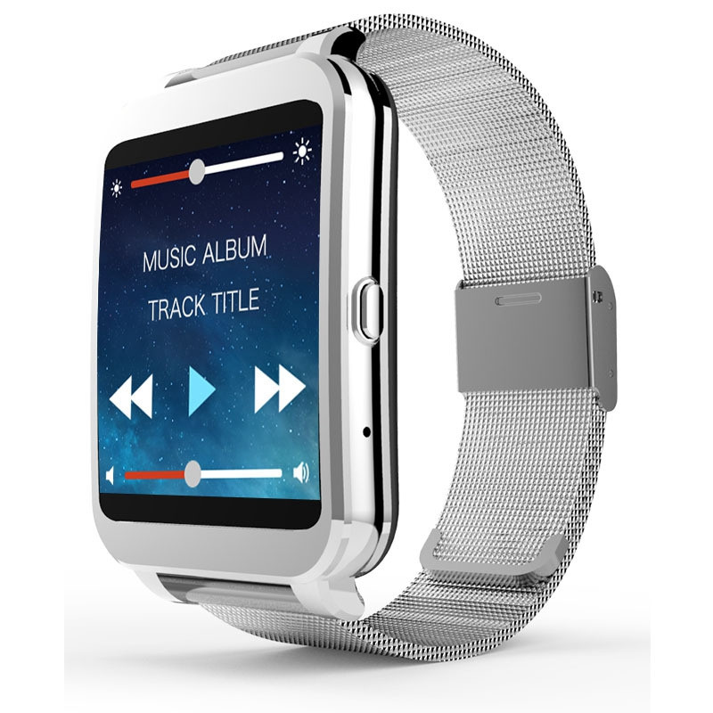 2016 High Quality Bluetooth SmartWatch I95 Alarm Music Player Pedometer 512M RAM 4G Flash ROM Support Android 4.3 LED Screen(China (Mainland))