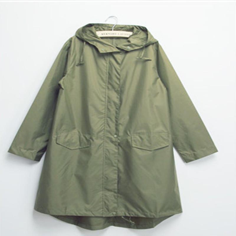 High quality Women Dot Raincoat Waterproof fabric Ladies Raincoat for hiking tour Pouch Pocket Poncho Coat Rainwear(China (Mainland))