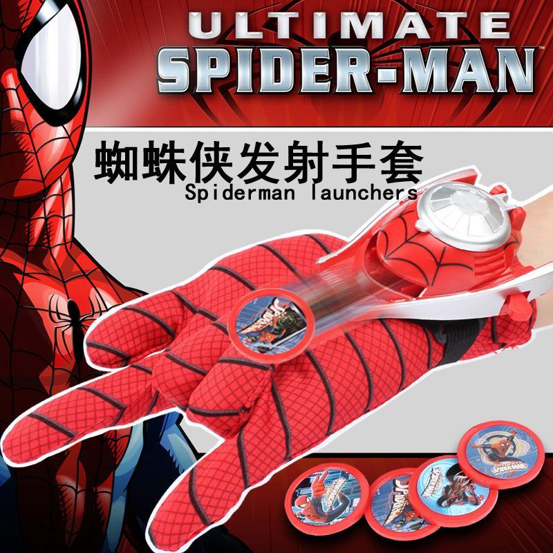 Гаджет  1PC 24cm Adult kids suitable Spiderman Cosplay Costume, Spider-man glove Spider man launchers toy with fine gift box None Игрушки и Хобби