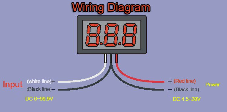 wiring diagram for automotive voltmeter wiring dc fuel gauge wiring diagram dc auto wiring diagram schematic on wiring diagram for automotive voltmeter