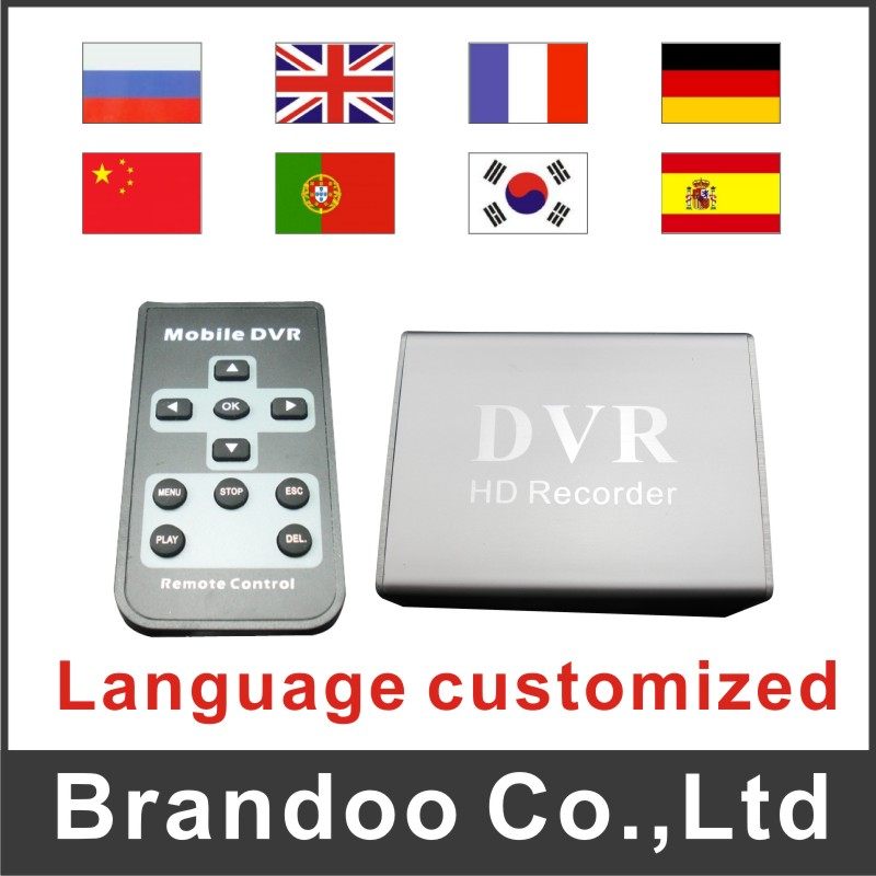 Free shipping 1 channel CCTV DVR, mini and hidden SD DVR,hot sale Xbox SD DVR BD-300 from Brandoo(China (Mainland))