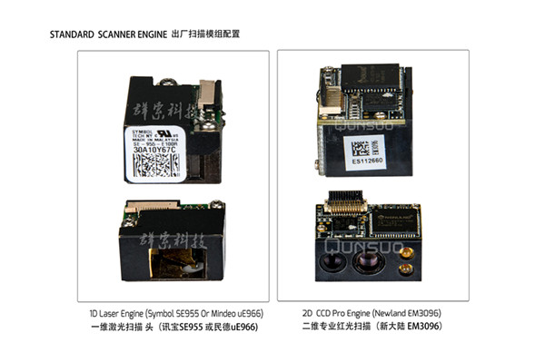 Mini pda android 2D barcode scanner data collector, also RFID Camera WIFI 3G Bluetooth GPS GPRS CMDA(China (Mainland))