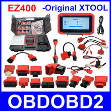 Original XTOOL EZ400 Diagnostic Tool Online Update Software Full System Scanner WiFi Bluetooth Same Function As XTOOL PS90 PS 90(China (Mainland))