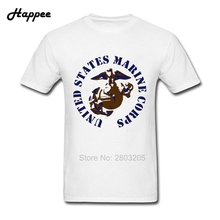 Buy United States Marine Corps T Shirt Men Youth Tshirt Summer Short Sleeve 100% Cotton Plus Size T-Shirt Adult Teenage Tees Top for $13.11 in AliExpress store
