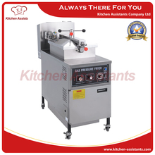MDXZ25 Gas Commercial Pressure Fryer for frozen chickens with manual control panel(China (Mainland))