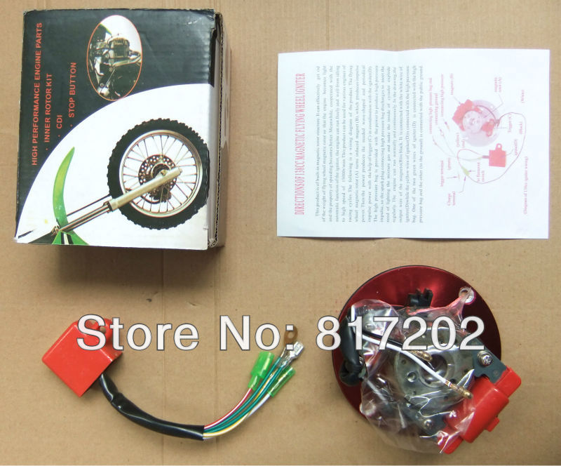 U221asuper Performance Racing Magneto Stator  U15d4 Cdi Cdi Kit