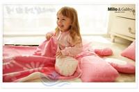 спальный мешок ребенка носить крокодил/кролик/кошка/динозавр стили мальчик & девушка перевозки осенью и зимой bos.14089