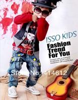 Джинсы для мальчиков ISSO KIDS nz161!