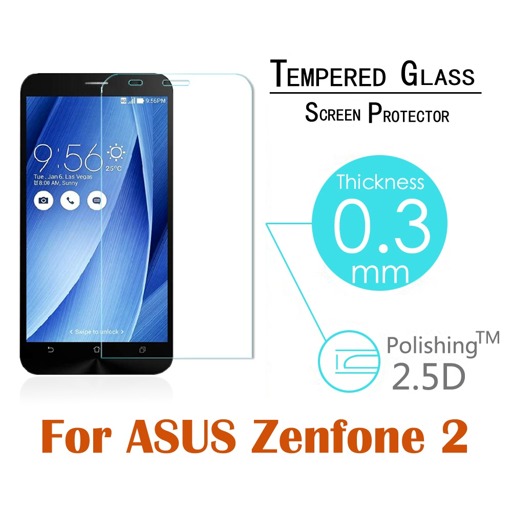 For asus zenfone 2/asus zenfone 5 * Phone Glass Tempered Film Mobile Accessory Front Cover For Sony Z2A/Z4/M4/C4/E4G/Z5 /Z5(China (Mainland))