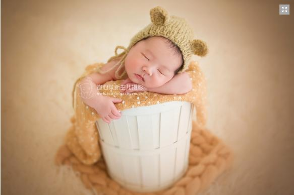 Bear mohair baby hat crochet baby hat newborn baby photo props baby photographys(China (Mainland))