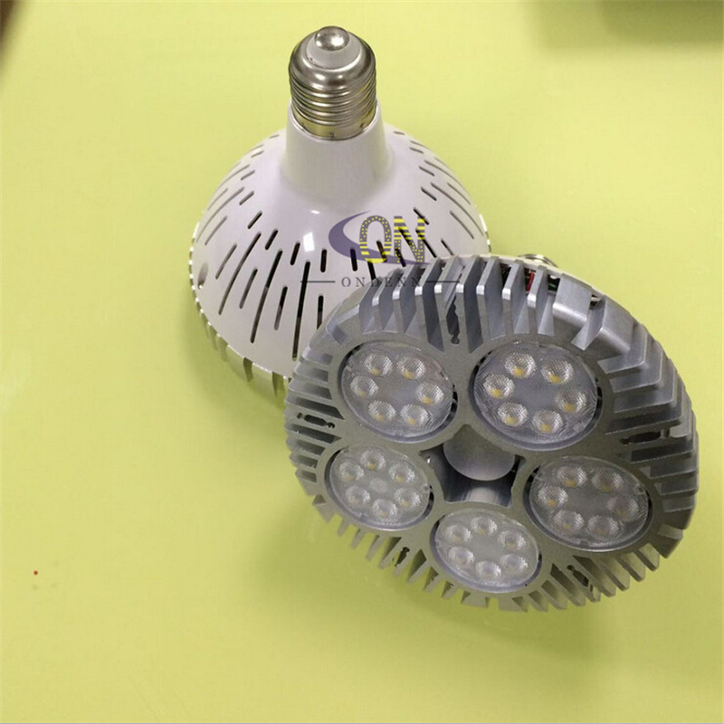 Patent Design Osram LED par38 Spot Light Bulb E27 45W LED Light Lamp Warm White Neutral white Cool White 85-265V(China (Mainland))