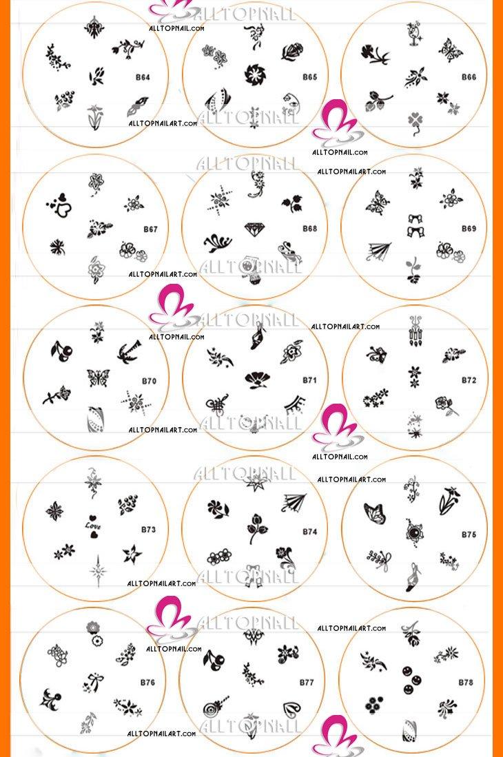 Hot Sale Nail Art Stamping Kits_05.jpg