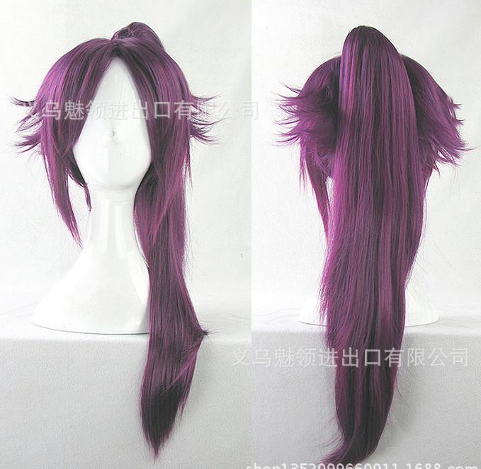 Shihouin Yoruichi wig 7