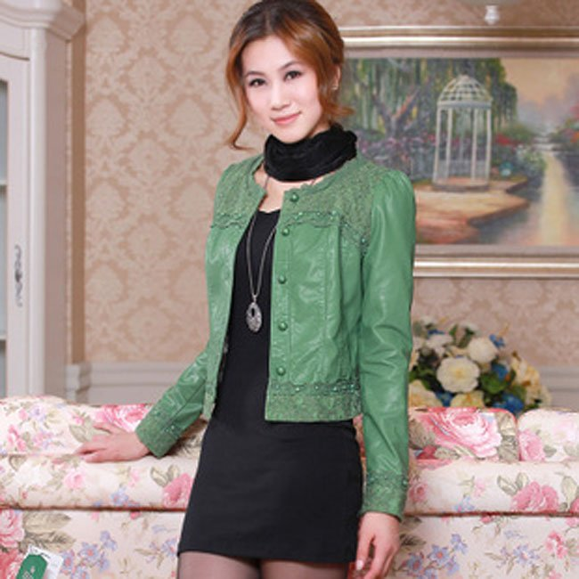 Short Womens Jacket - JacketIn