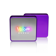 Valore Neon2 II 6000 mAh Power Bank Universal External Battery Charger Powerbank For all mobile phone 6 color VL-PB208