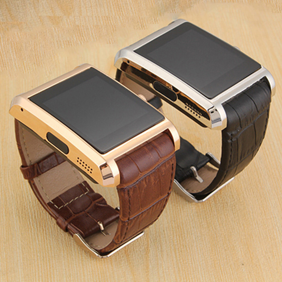 2016 Hot Smart Watches Bluetooth Watch Mobile Phone Digital-Watch can Heart Rate Sleep Montre Connecter Sport for Android Wear(China (Mainland))