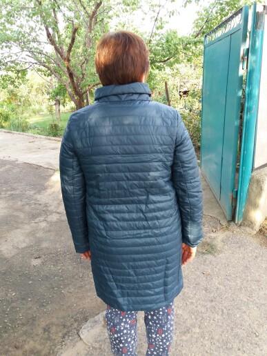куртка MIEGOFCE