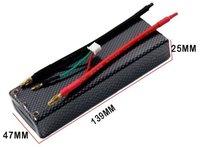 Запчасти и Аксессуары для радиоуправляемых игрушек 7.4V 4500/5500mah 35 C 2S rC LiPo 1/10 rC Traxxas + t 7.4V 5500mah 35c