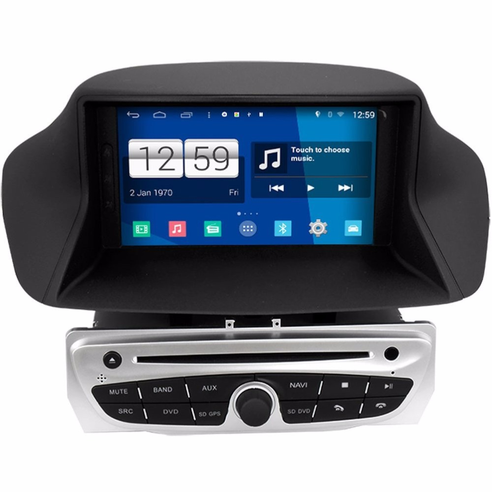 generic android 4 4 system car gps dvd head unit for renault megane 3 2009 2011 with radio. Black Bedroom Furniture Sets. Home Design Ideas
